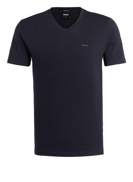 BOSS T-Shirt CANISTRO Regular Fit, Farbe: DUNKELBLAU (Bild 1)