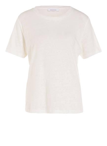 SAMSØE  SAMSØE T-Shirt AGNES, Farbe: CREME (Bild 1)
