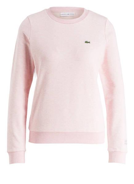 LACOSTE Sweatshirt, Farbe: ROSE MELIERT (Bild 1)