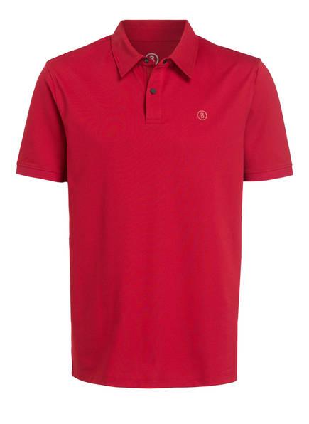 BOGNER Piqué-Poloshirt TIMO, Farbe: ROT (Bild 1)