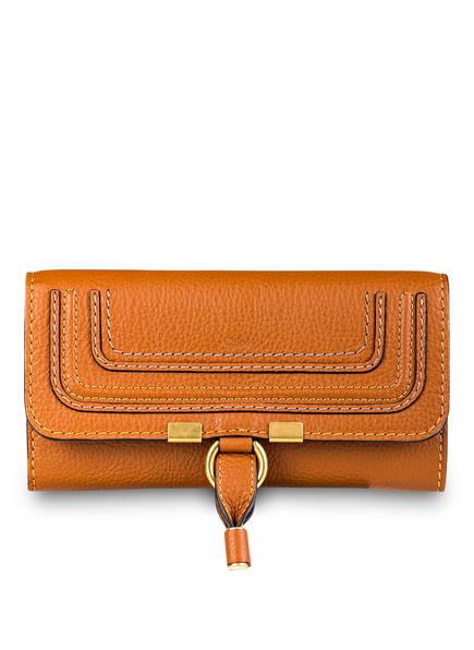 Chloé Geldbörse MARCIE, Farbe: TAN (Bild 1)