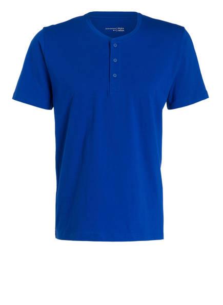 SCHIESSER Schlafshirt, Farbe: BLAU (Bild 1)