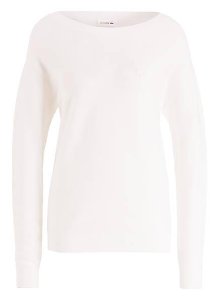 LACOSTE Pullover , Farbe: OFFWHITE (Bild 1)
