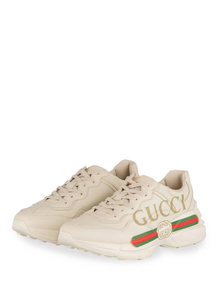 GUCCI Sneaker RHYTON, Farbe: IVOIRE (Bild 1)