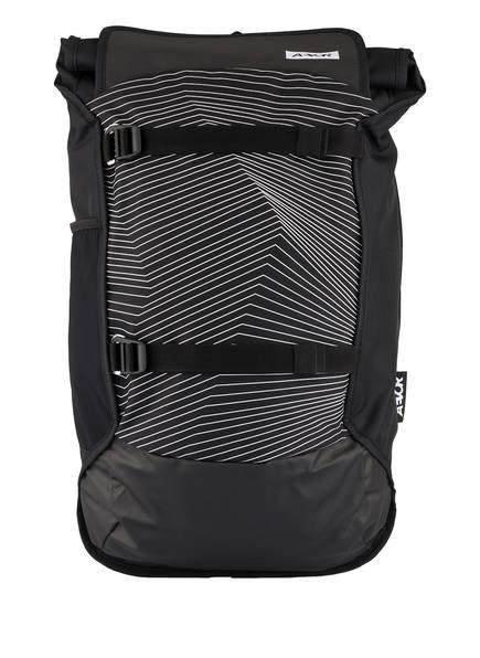 AEVOR Rucksack TRIP PACK 31 l (erweiterbar auf 33 l) mit Laptop-Fach , Farbe: SCHWARZ/ WEISS (Bild 1)