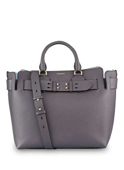 BURBERRY Handtasche THE MEDIUM BELT, Farbe: CHARCOAL GREY (Bild 1)