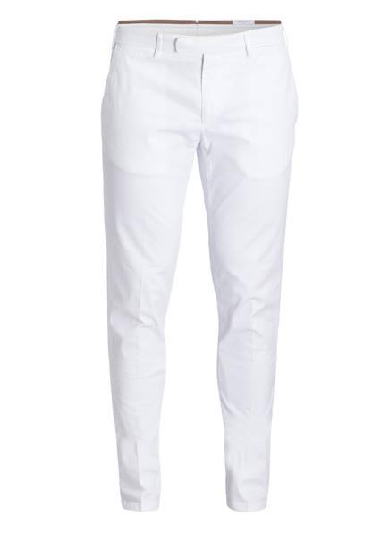 BOGLIOLI Chino Slim Fit, Farbe: WEISS (Bild 1)