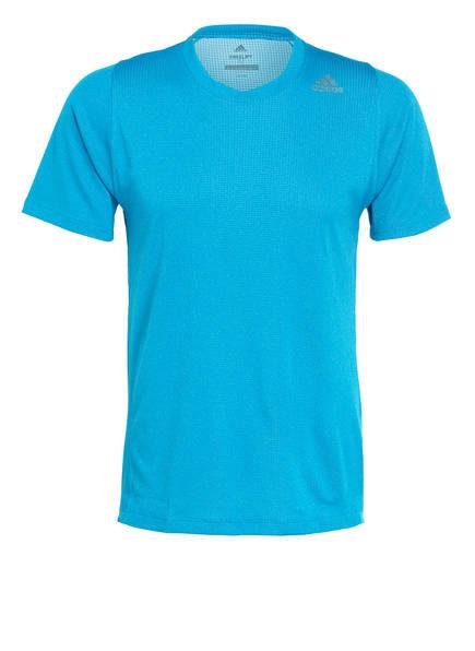 adidas T-Shirt FREELIFT 360 CLIMACHILL, Farbe: TÜRKIS (Bild 1)