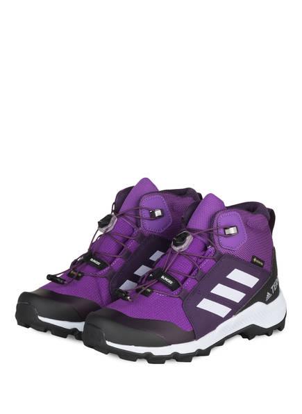 adidas Outdoor-Schuhe TERREX MID GTX , Farbe: LILA (Bild 1)