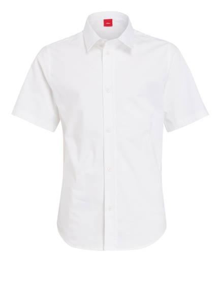 s.Oliver Halbarm-Hemd, Farbe: WEISS (Bild 1)