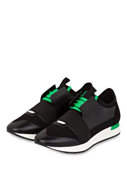 BALENCIAGA Sneaker RACE RUNNERS, Farbe: SCHWARZ (Bild 1)
