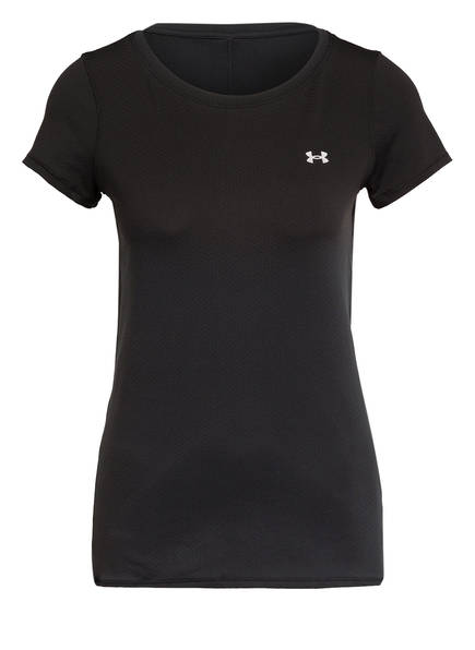 UNDER ARMOUR T-Shirt UA ARMOUR, Farbe: SCHWARZ (Bild 1)