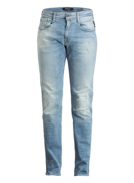 REPLAY Jeans ANBASS Slim Fit, Farbe: SUPER LIGHT BLUE (Bild 1)