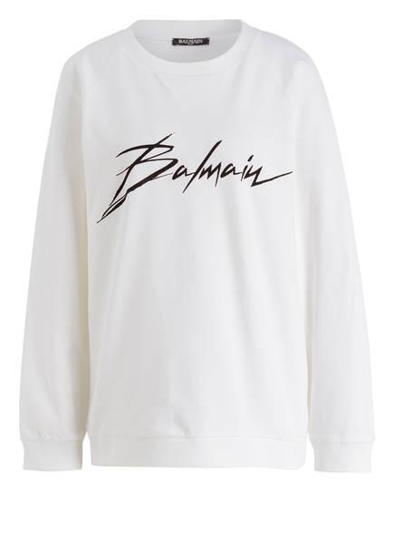 BALMAIN Sweatshirt, Farbe: WEISS (Bild 1)
