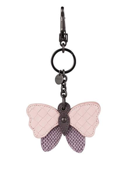 BOTTEGA VENETA Schlüssel- und Taschenanhänger, Farbe: LILA (Bild 1)