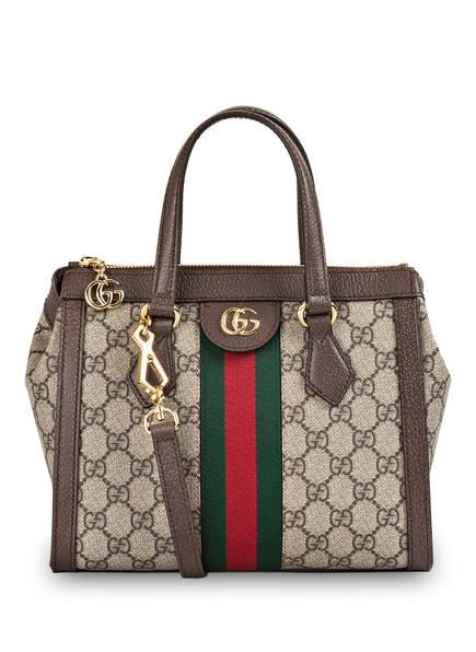 0b639714469b0 Handtasche OPHIDIA SMALL GG SUPREME von GUCCI bei Breuninger kaufen