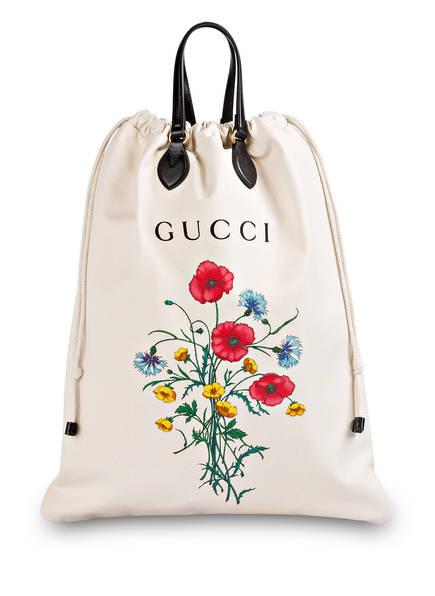 GUCCI Shopper CHATEAU MARMONT, Farbe: WHITE (Bild 1)