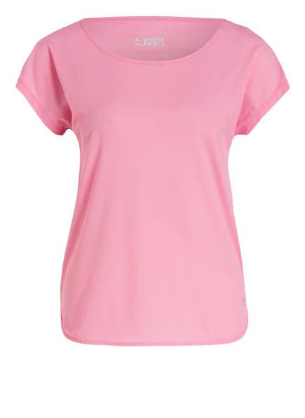 s.Oliver ACTIVE Mesh-Shirt, Farbe: ROSA (Bild 1)