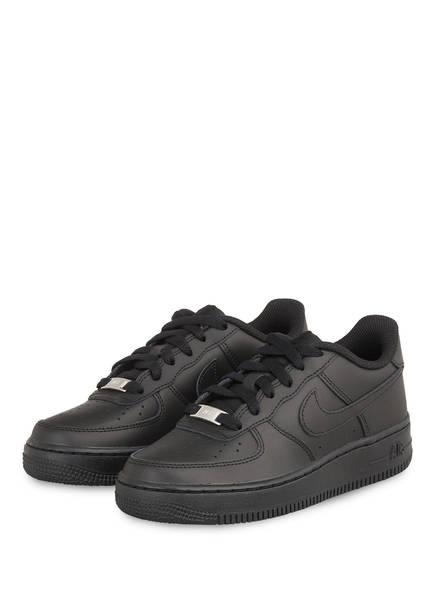 Nike Sneaker AIR FORCE 1 , Farbe: SCHWARZ (Bild 1)