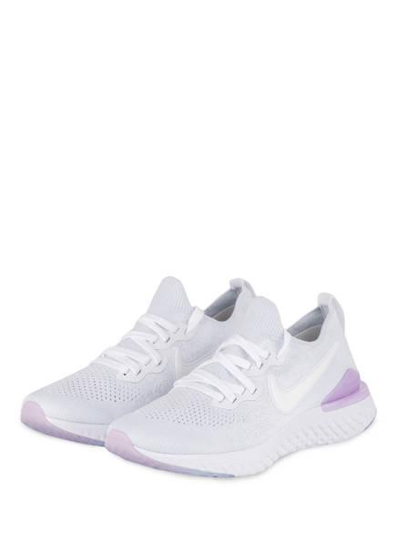 Nike Laufschuhe EPIC REACT FLYKNIT 2, Farbe: WEISS (Bild 1)
