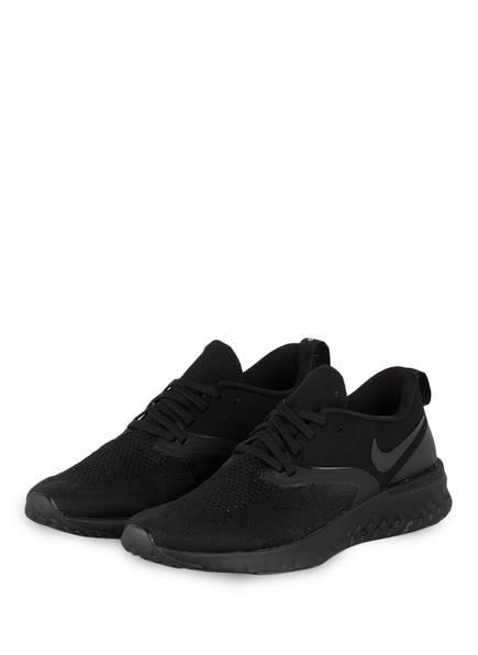 Nike Laufschuhe ODYSSEY REACT FLYKNIT 2, Farbe: SCHWARZ (Bild 1)