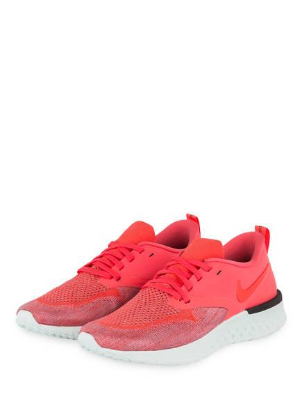 Nike Laufschuhe ODYSSEY REACT FLYKNIT 2, Farbe: HELLROT (Bild 1)