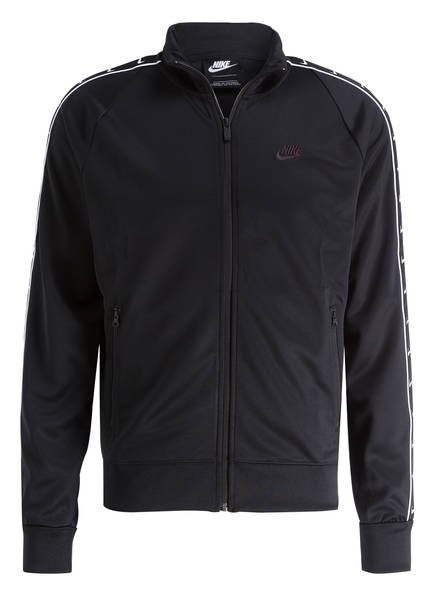 Nike Trainingsjacke , Farbe: SCHWARZ (Bild 1)