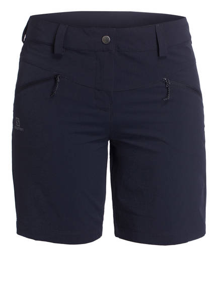 SALOMON Outdoor-Shorts WAYFARER, Farbe: NAVY (Bild 1)