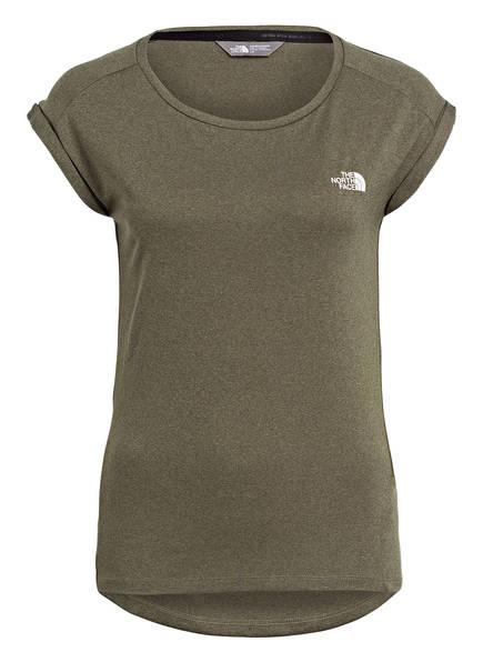 THE NORTH FACE T-Shirt TANKEN, Farbe: OLIV (Bild 1)
