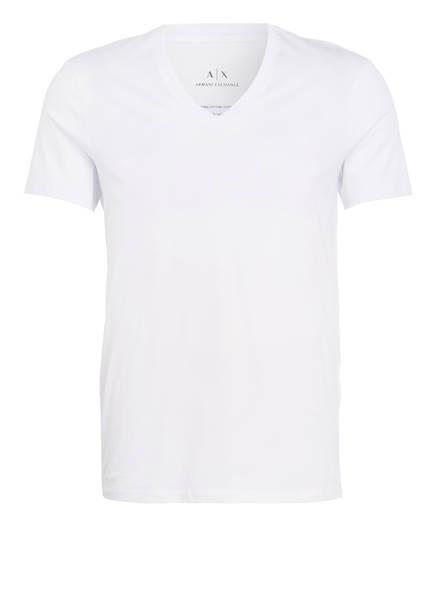 ARMANI EXCHANGE T-Shirt, Farbe: WEISS (Bild 1)