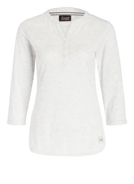 Schöffel Shirt JOHANNISBURG mit 3/4-Arm, Farbe: HELLGRAU MELIERT (Bild 1)