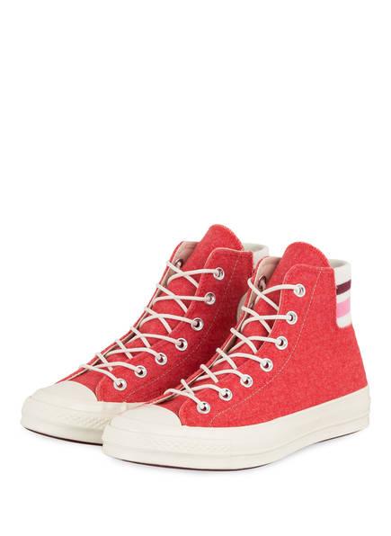 CONVERSE Hightop-Sneaker CHUCK 70, Farbe: ROT (Bild 1)