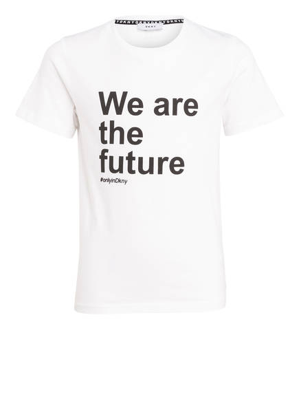 DKNY T-Shirt, Farbe: WEISS (Bild 1)