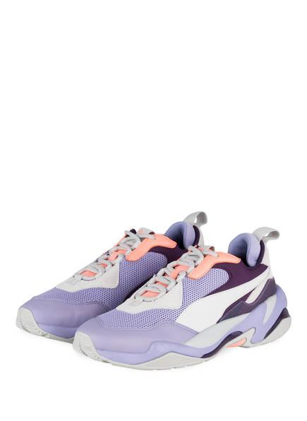 Lila Puma Thunder Spectra Weiss Sneaker wqY0qaC
