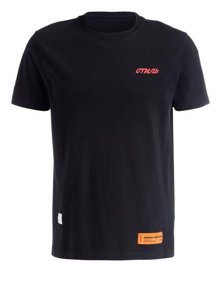 HERON PRESTON T-Shirt, Farbe: SCHWARZ (Bild 1)