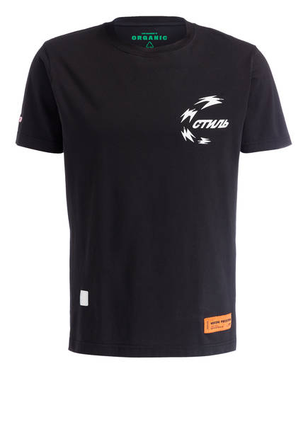 shirt Heron Preston T Heron Schwarz Schwarz shirt T Preston T Heron shirt Preston AqPBBw