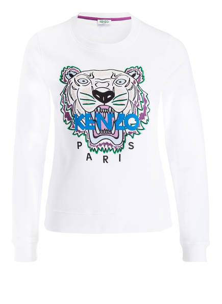 KENZO Sweatshirt , Farbe: WEISS (Bild 1)