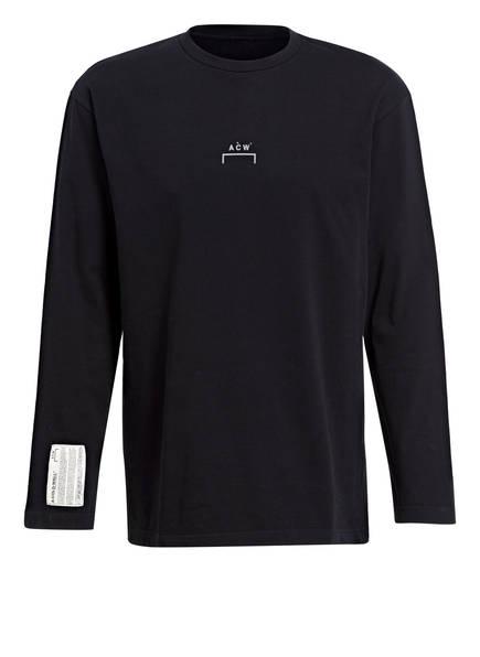 A-COLD-WALL* Langarmshirt , Farbe: SCHWARZ (Bild 1)