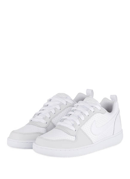 Nike Sneaker COURT BOROUGH, Farbe: WEISS (Bild 1)