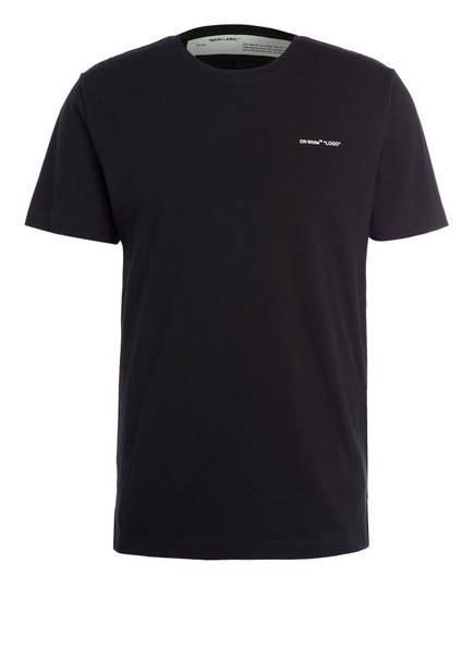 OFF-WHITE T-Shirt, Farbe: SCHWARZ (Bild 1)