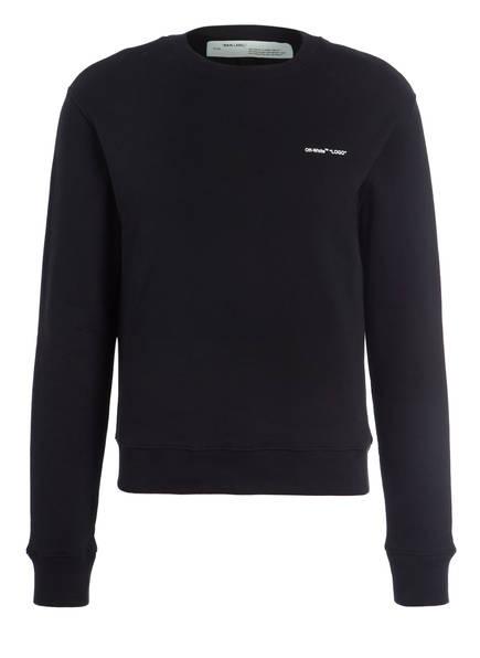 OFF-WHITE Sweatshirt, Farbe: SCHWARZ (Bild 1)