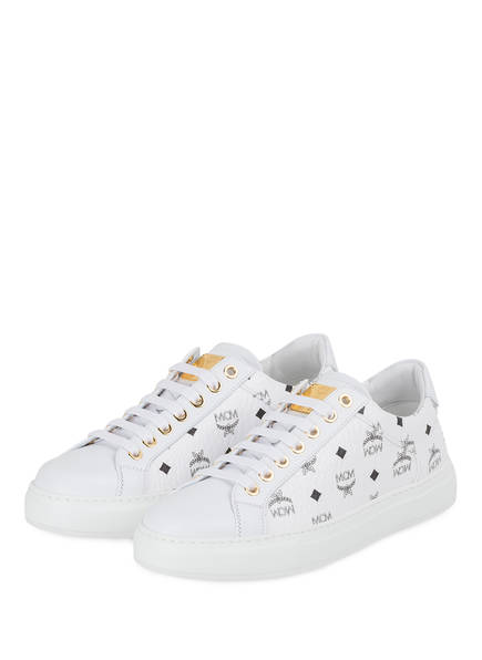 MCM Sneaker VISETOS, Farbe: WEISS (Bild 1)
