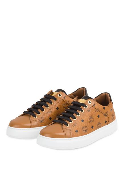 MCM Sneaker VISETOS, Farbe: COGNAC (Bild 1)