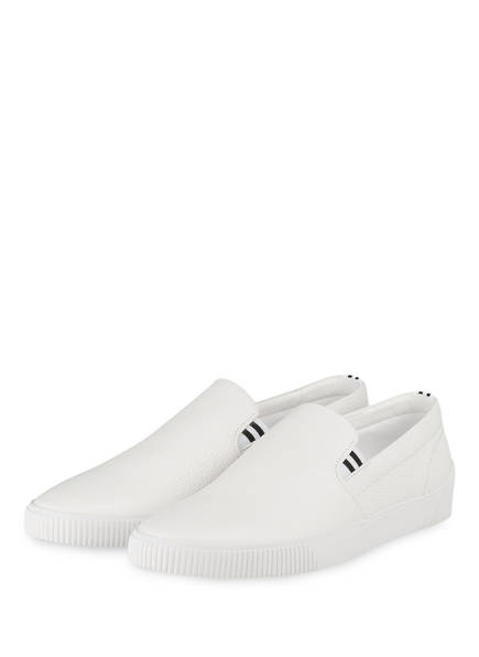HUGO Slip-On-Sneaker ZERO SLON, Farbe: WEISS (Bild 1)