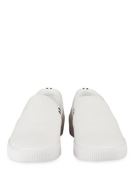 Weiss Slip sneaker on Slon Hugo Zero BXwSn7Zwq