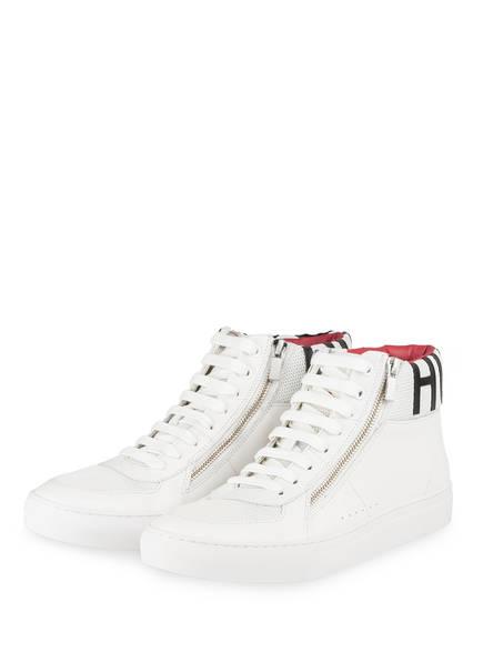HUGO Hightop-Sneaker HITO , Farbe: WEISS (Bild 1)