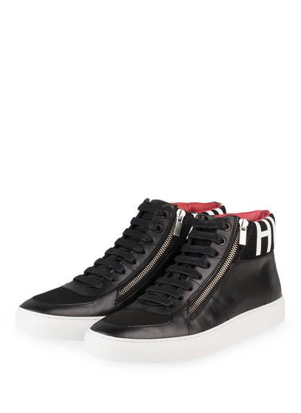 HUGO Hightop-Sneaker HITO , Farbe: SCHWARZ (Bild 1)