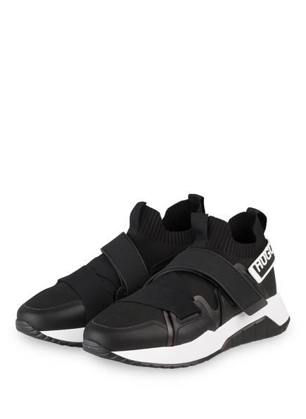 HUGO Sneaker ATOM SLON, Farbe: SCHWARZ (Bild 1)
