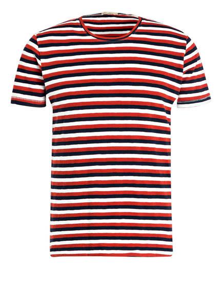 Nudie Jeans T-Shirt Anders weiss