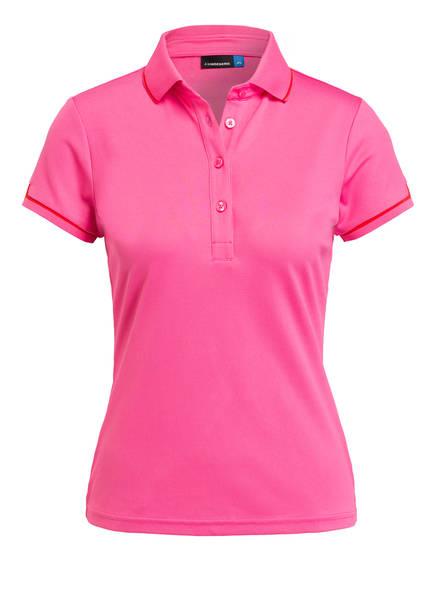 J.LINDEBERG Piqué-Poloshirt LEANA, Farbe: PINK (Bild 1)